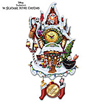 The Nightmare Before Christmas Town Cuckoo Clock