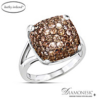 kathy ireland Chocolate Truffle Ring