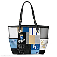 For The Love Of The Game Kansas City Royals Tote Bag