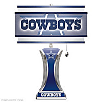 Dallas Cowboys Victory Lamp