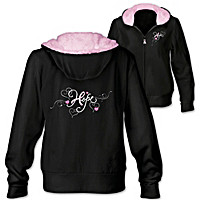 Hope Warms My Heart Women's Hoodie