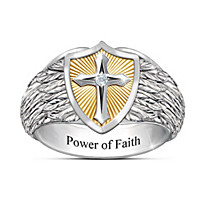 Power Of Faith Ring