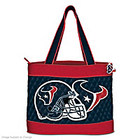 Houston Texans Tote Bag