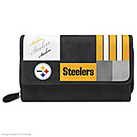 For The Love Of The Game Pittsburgh Steelers Wallet