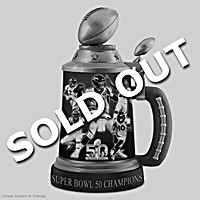 Denver Broncos Super Bowl 50 Champions Stein