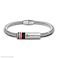 Buckeyes Pride Men's Bracelet