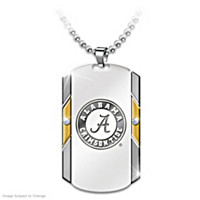 Alabama Crimson Tide Pendant Necklace