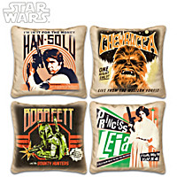 STAR WARS Rocks The House Pillow Set