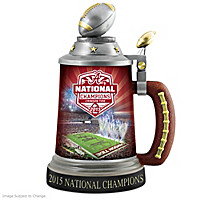 Alabama Crimson Tide 2015 National Champions Stein