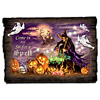 Sit For A Spell Wall Decor