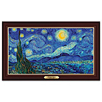 The Starry Night Wall Decor