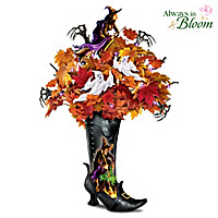 Witching You Halloween Fun Table Centerpiece