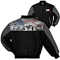 WWII Remembered Men's Jacket