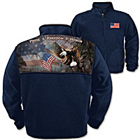 Freedom In Flight Men's Jacket