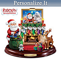 Merry Christmas To All Personalized Sculpture