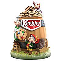 Keebler Taste Of Magic Cookie Jar