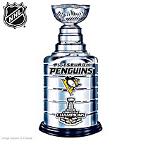 Pittsburgh Penguins® Stanley Cup® Trophy Sculpture