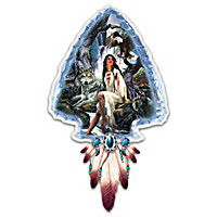 Awakening Spirit Arrowhead Sculpture