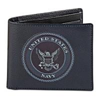 U.S. Navy Men's Wallet