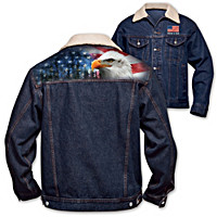 Proud And Free Men's Jacket