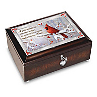 Messenger From Heaven Music Box