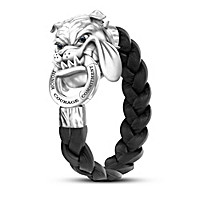 USMC Bulldog Men's Bracelet