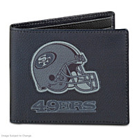 San Francisco 49ers Wallet