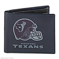 Houston Texans Wallet