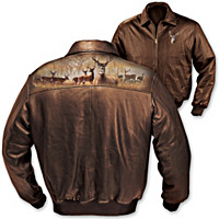 Spirit Of The Forest Men's Jacket