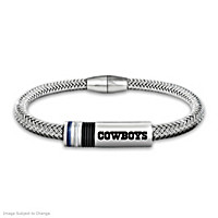 Cowboys Pride Men's Bracelet