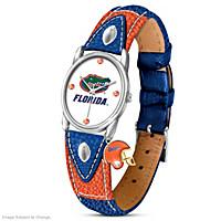 Timeless Pride Florida Gators Women's Watch