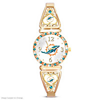 My Dolphins Women's Watch
