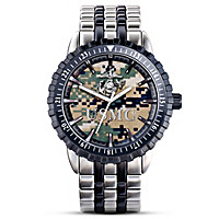 Marine Corps Pride Men's Watch