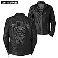 Sons Of Anarchy Men's Jacket
