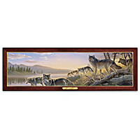 The Searchers Illuminated Canvas By Al Agnew Wall Decor