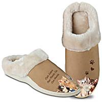 Feline Fun Women's Slippers