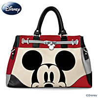 Disney Fabulous Faces Handbag