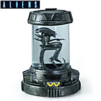 Aliens Xenomorph Specimen Sculpture