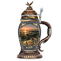 Terry Redlin's Simple Pleasures Stein