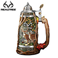 Realtree Hidden Wilderness Stein