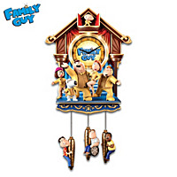 Family Guy Cuckoo Clock