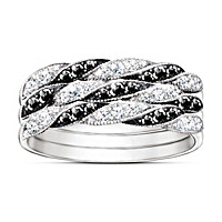 Day To Night Diamond Ring