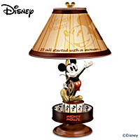 Disney Animation Magic Lamp