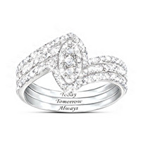 The Sparkle Of Romance Diamond Ring
