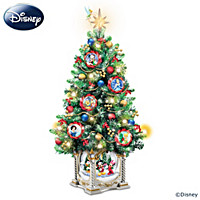Disney Magical Holiday Memories Tabletop Tree