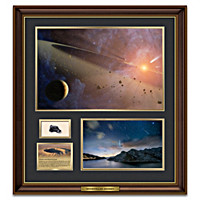Interstellar Journey Wall Decor