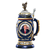 President Donald Trump Stein