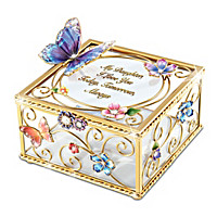 My Daughter, I Love You Music Box
