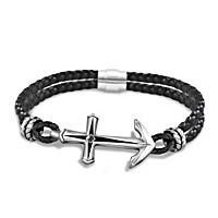 Anchored In Faith Men's Bracelet