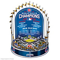 Chicago Cubs 2016 World Series Championship Carousel